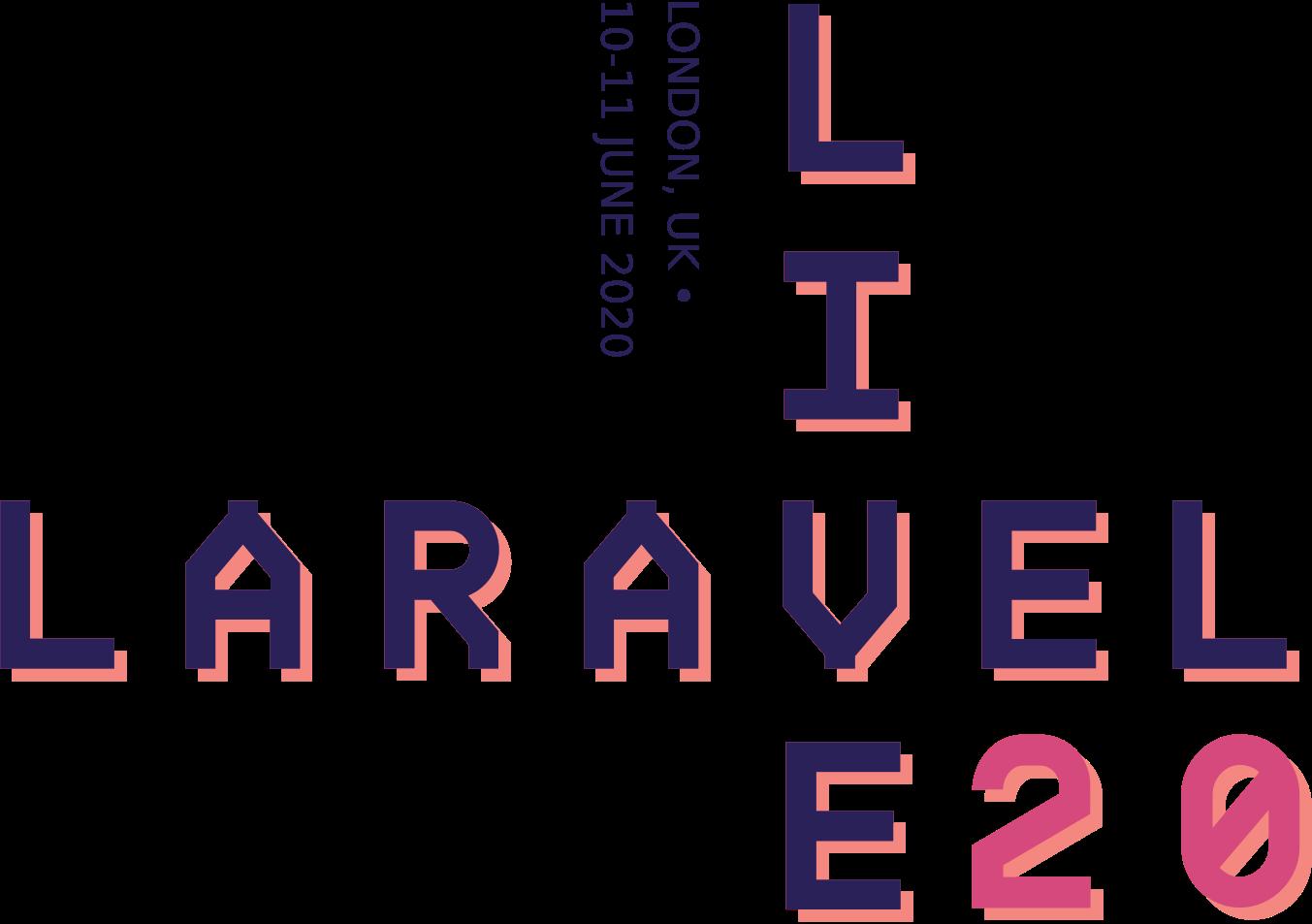 Laravel Live Logo